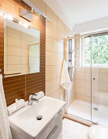 Cambio bañera por ducha Pamplona