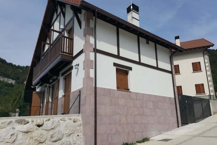Casas pasivas Pamplona